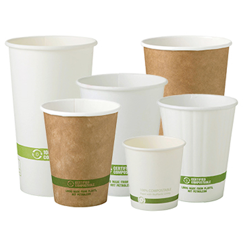 Sleeve of Biodegradable Cups